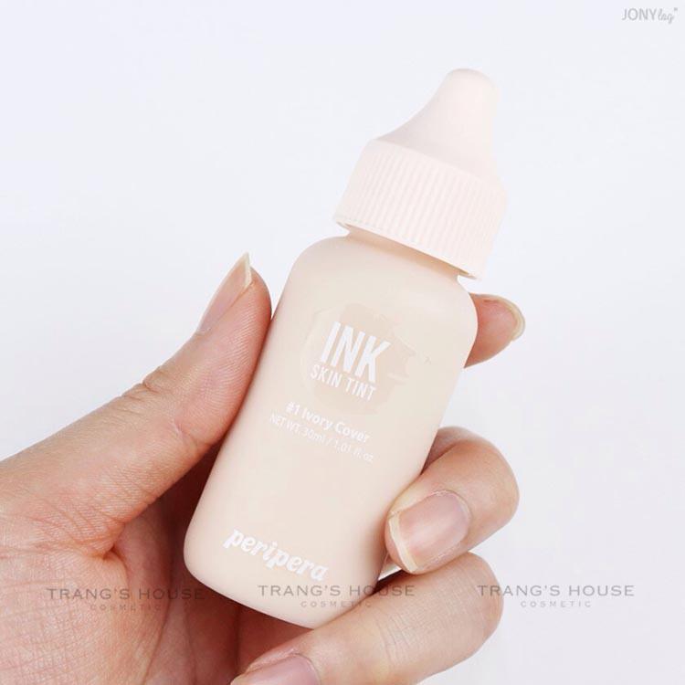 Kem Nền Peripera Ink Blurring Skin Tint