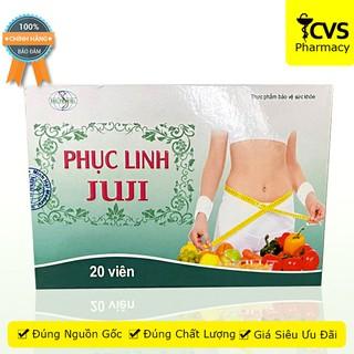 Viên uống giảm cân Phục Linh JuJi - cvspharmacy thumbnail