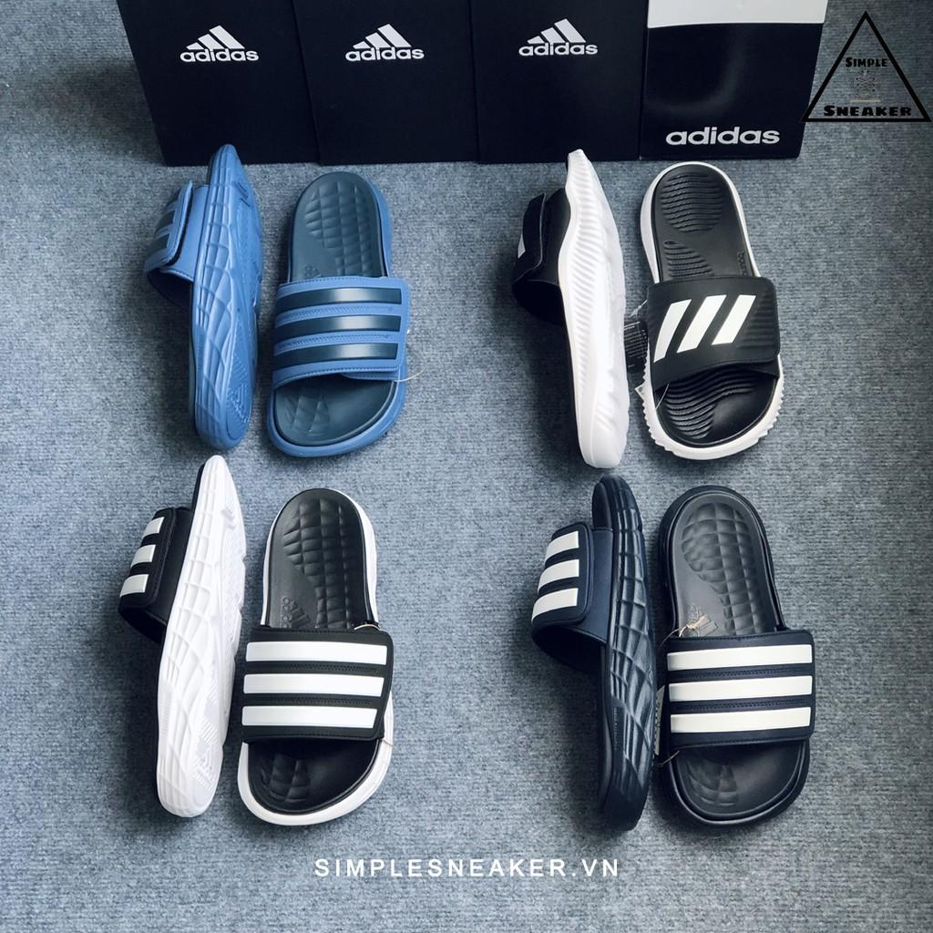 Dép AdidasFREESHIP Giảm 30k Khi Nhập Mã [ADIDASREAL] Dép Adidas Alphabounce Nam Nữ Chính Hãng - Auth Fullbox