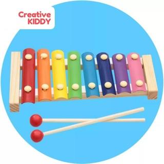 Nhạc cụ đàn gõ 8 thanh