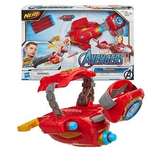 [Mã 1212TINI03 giảm 25% đơn 200k] Đồ chơi Avengers găng tay chiến đấu điện quang Iron Man E7376 thumbnail