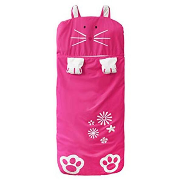 Túi ngủ cotton dày mềm mại hình thỏ dễ thương cho bé