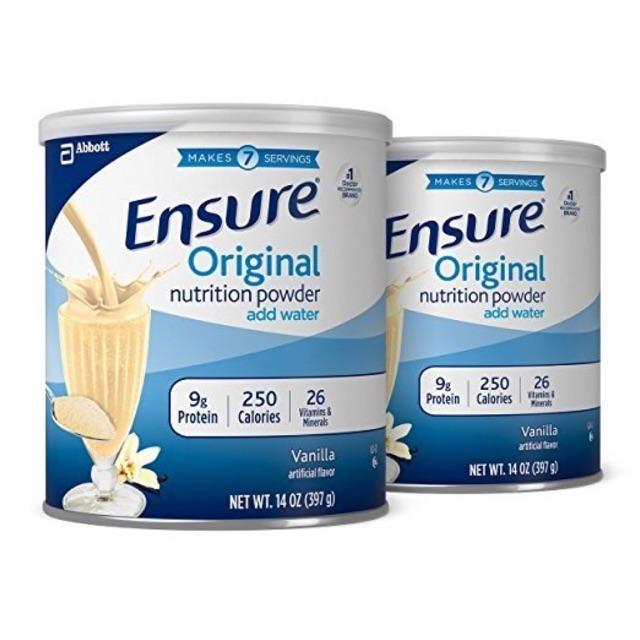 Sữa ensure mỹ date 2020 (6 hộp)