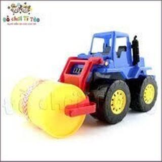 [Giá Khuyến Mãi]Xe lu đồ chơi siêu bền cho trẻ em chứa đồ chơi biển(Nhựa chợ lớn an toàn cho bé)