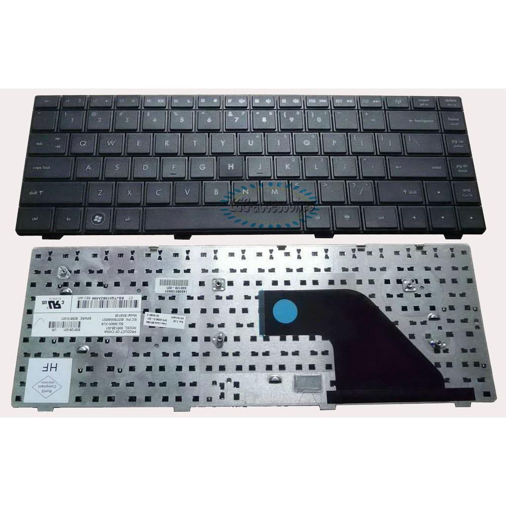 Giá tốt nhất – [Nhập ELCL30K giảm 30K đơn từ 200K]bàn phím laptop HP Compaq CQ420 Giá chỉ 166.750₫