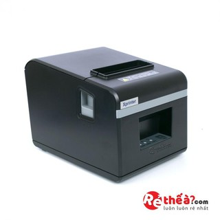 [Mã ELTECHZONE giảm 6% đơn 500K] Máy in hóa đơn Xprinter N160II cổng kết nối usb - Hàng Chính Hãng - tặng cuộn bill test thumbnail