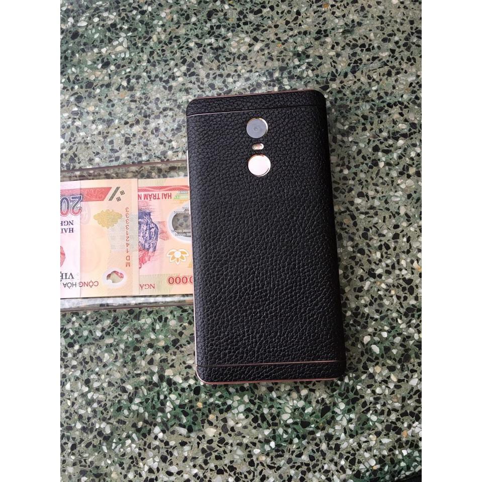 Dán da Xiaomi Mi Note4