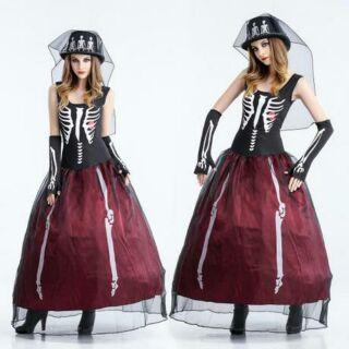 Trang phục hóa trang Cô dâu Xương