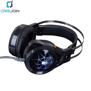Tai nghe Gaming Assassins X3 Led hiệu ứng hô hấpshop Crisjoin