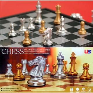 [Tết 2019]Bộ cờ vua nam châm