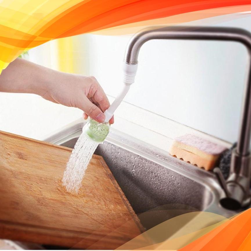 Đầu hoa sen nối vòi nước bồn rửa bát tiện dụng tiết kiệm nước Đồ dùng phòng bếp