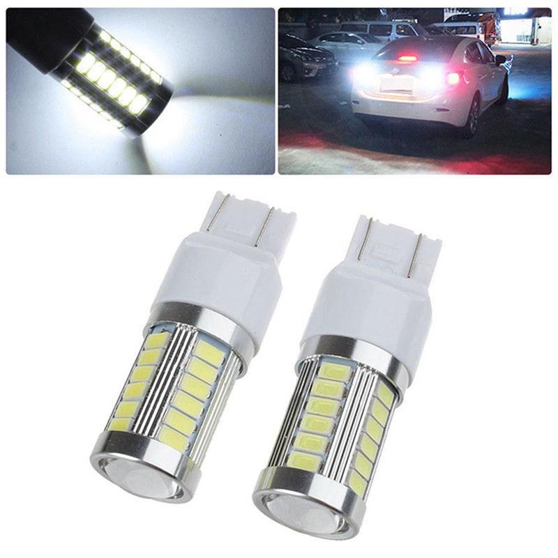 Đèn LED phanh T20 7443 5630 33SMD cho xe hơi