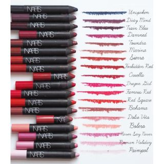 Son bút chì NARS Velvet Matte Lip Pencil - màu Dolce Vita, Do Me Baby, Cruella thumbnail