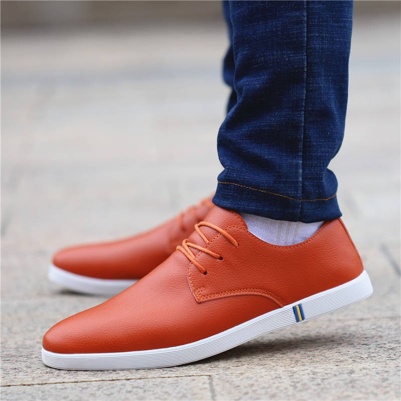 giày thể thao da pu mềm thoáng khí cho nam - 22054926 , 7000050797 , 322_7000050797 , 331200 , giay-the-thao-da-pu-mem-thoang-khi-cho-nam-322_7000050797 , shopee.vn , giày thể thao da pu mềm thoáng khí cho nam