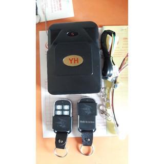 Điều khiển cửa cuốn YH mã gạt 433 mhz Đại bàng chống nước