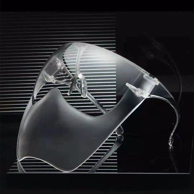 kính bảo hộ,chống dịch cao cấp - kính nhám chất liệu không bám hơi,thời trang