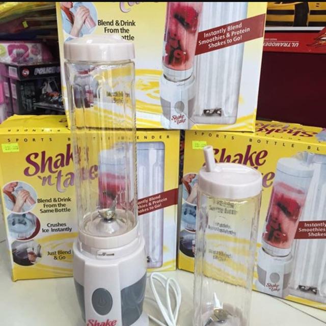 máy xay sinh tố shake