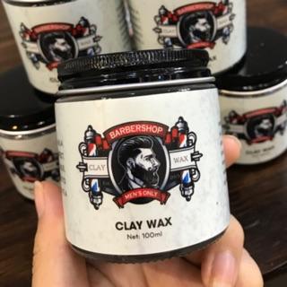 Sáp vuốt tóc Clay Wax 100ml – Authentic