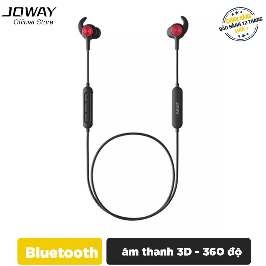 [NHẬP MÃ ELJOWAY04 Giảm 15%]Tai nghe Bluetooth chuyên game JOWAY H32 âm thanh 3D - Hàng Chính Hãng