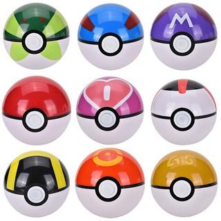 [SIÊU RẺ-CÓ SẴN] Bóng Pokemon đồ chơi nhiều màu sắc cho trẻ