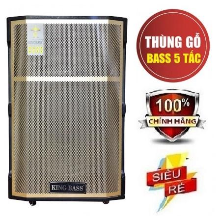 Loa karaoke di động Kingbass GD18-13 Loa kéo thùng gỗ 5 tấc công suất khủng âm thanh cực hay + Tặng 2 micro - 13964535 , 2536745689 , 322_2536745689 , 8900000 , Loa-karaoke-di-dong-Kingbass-GD18-13-Loa-keo-thung-go-5-tac-cong-suat-khung-am-thanh-cuc-hay-Tang-2-micro-322_2536745689 , shopee.vn , Loa karaoke di động Kingbass GD18-13 Loa kéo thùng gỗ 5 tấc công