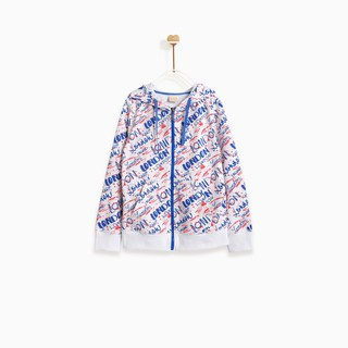 Áo hoodie bé trai - London M.D.K