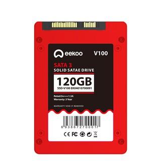 Ổ cứng SSD Seagate Colorful KingFast Eekoo 120GB - 240GB dùng cho laptop máy tính bảo hành 3 năm thumbnail