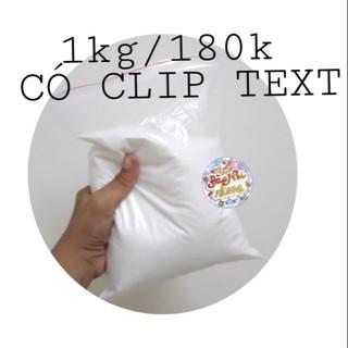 1kg tuyết siêu mịn/Tuyết nhân tạo T(3u) shopee. vn|mochi04