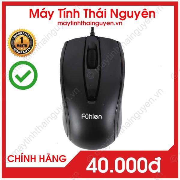 Chuột Chơi Game Có Dây Fuhlen L102 (Qua sử dụng) Giá chỉ 40.000₫