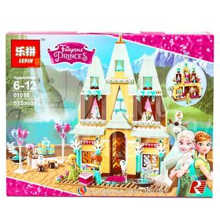 Lego Lepin Fairytale Princes.01018 / 515 Chi Tiết. Lego Xếp Hình Đồ Chơi Cho Bé Gái