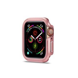 Vỏ bảo vệ hợp mặt đồng hồ bằng hộp kim nhôm cho Apple Watch Series 5 / 4 / 3 / 2 / 1 40mm 44mm