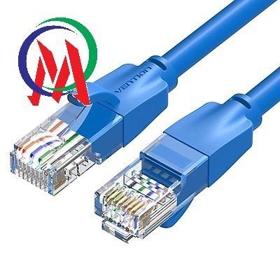 ( Bấm Sẵn 2 Đầu RJ45 ) Cáp Mạng UTP Cat 5E Dây Xanh Cable Lan UTP Cat 5E - 3M