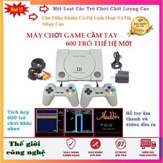Bộ máy chơi game 600 trò huyền thoại một thời 8x 9x - Cả bầu trời tuổi thơ - kết nối AV thumbnail