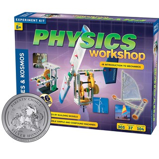 Giáo dục STEM Lớp Vật lý – PHYSICS WORKSHOP by Thames & Kosmos – mua ở Mỹ
