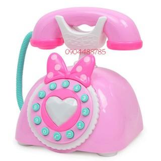 [Mẫu mới] Điện thoại cổ mickey mouse