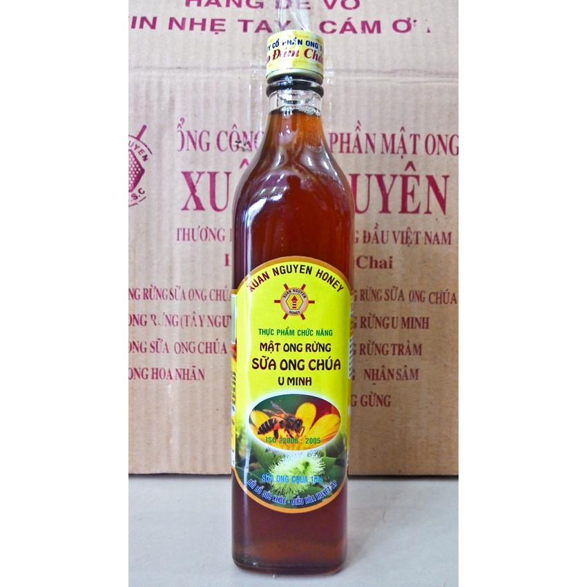 Mật ong rừng sữa ong chúa U Minh nguyên chất chai 500ml hàng công ty - 14606726 , 18338009 , 322_18338009 , 218000 , Mat-ong-rung-sua-ong-chua-U-Minh-nguyen-chat-chai-500ml-hang-cong-ty-322_18338009 , shopee.vn , Mật ong rừng sữa ong chúa U Minh nguyên chất chai 500ml hàng công ty