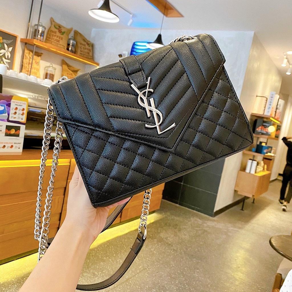 Túi đeo chéo nữ đẹp đi chơi cao cấp YALU DC82