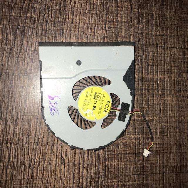 Quạt tản nhiệt cpu laptop dell 3559