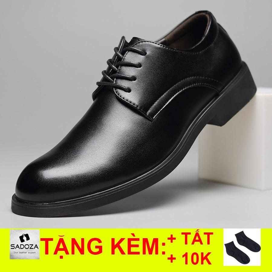 Giày Da Nam - FREESHIP - Giày Nam Cao Cấp Siêu Phẩm GD55