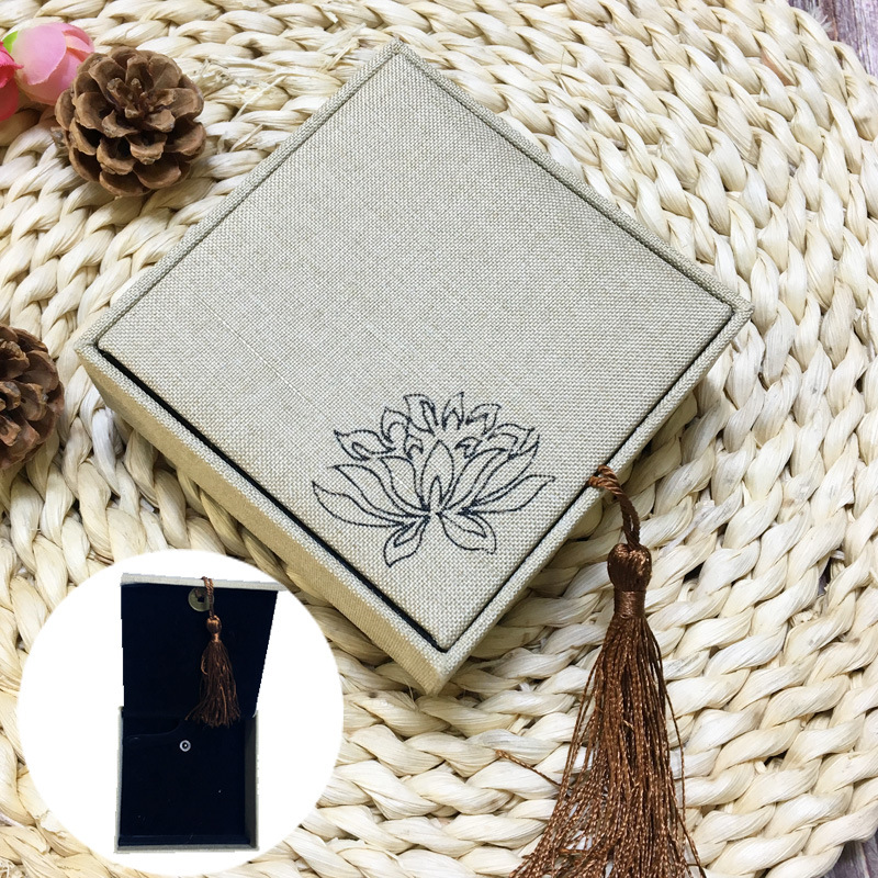 Hộp quà gấp giấy / hộp quà vải bố/Đánh dấu hộp quà tặng
