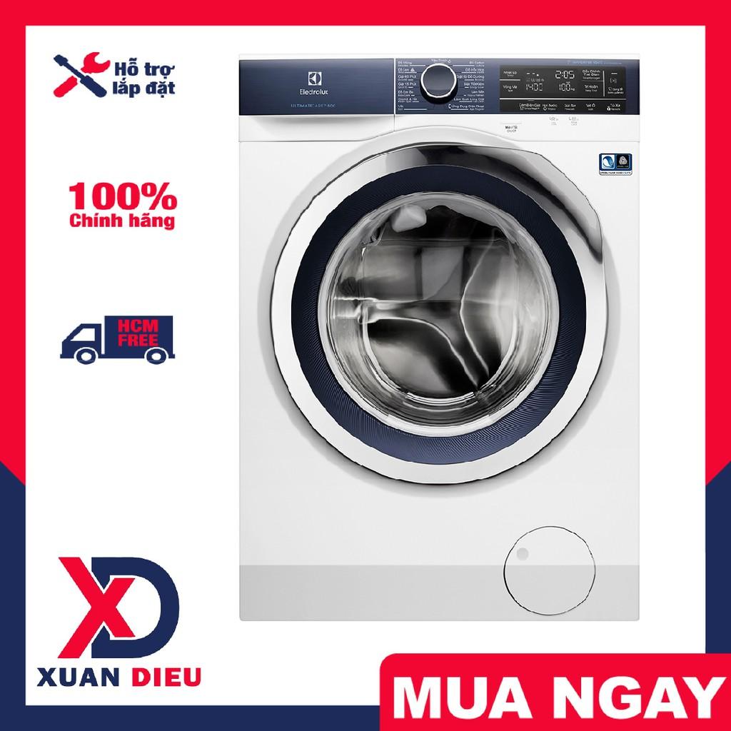 Máy Giặt Electrolux 10.0 Kg EWF1042BDWA - thêm quần áo khi máy đang giặt, Miễn phí vận chuyển HCM