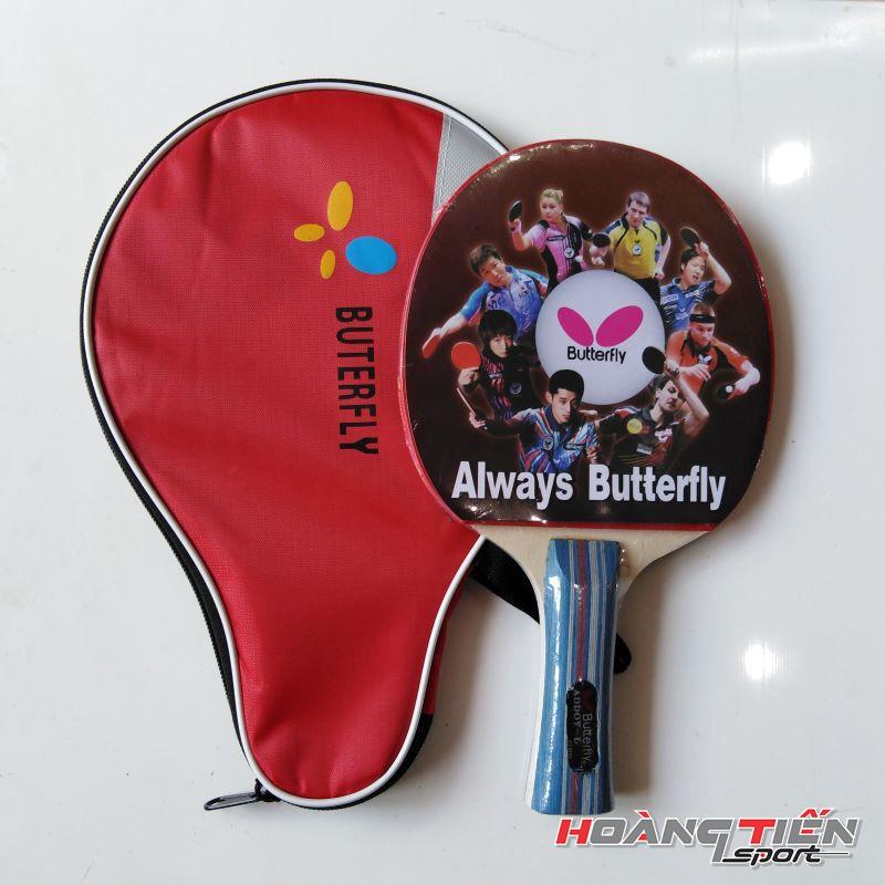 Vợt Bóng Bàn Butterfly số 5-L (1 cái)