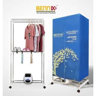 Tủ sấy quần áo, máy sấy quần áo Bennix BN-0186 Thái Lan chính hãng, chất lượng tốt_KokiaHome