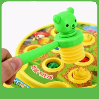 [KAS] Đồ chơi Đập thú – Trò chơi vui nhộn – Phát triển phản xạ cho bé yêu Loại Xịn