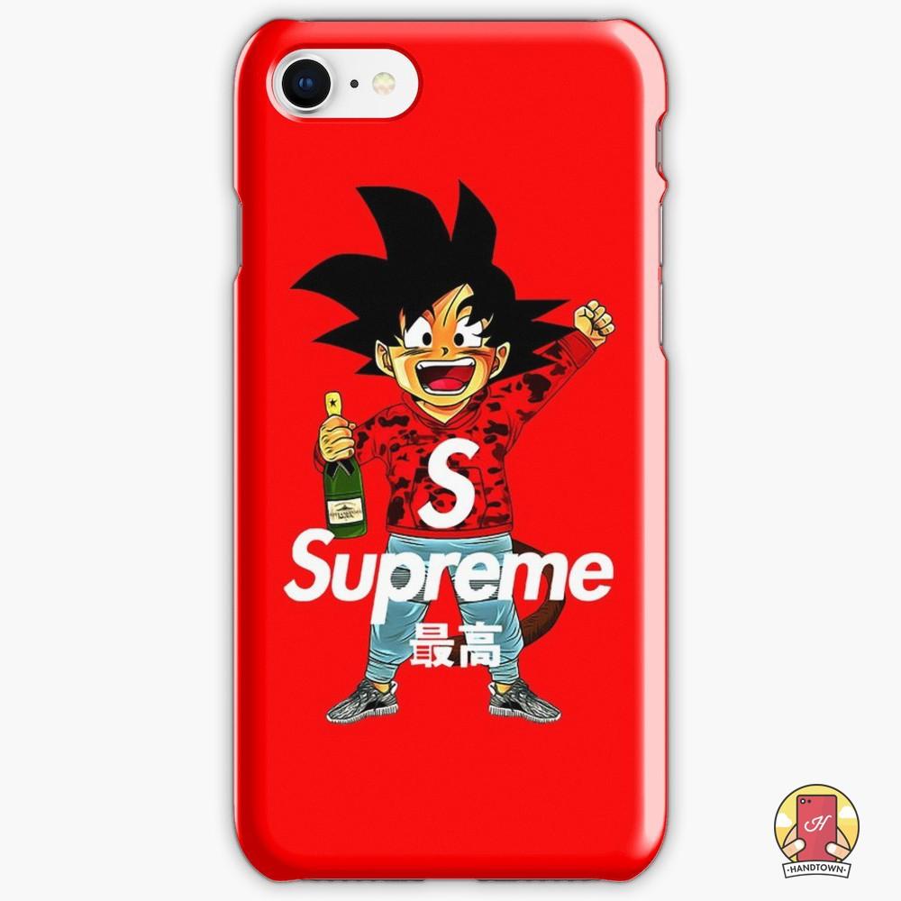 Ốp lưng Songoku Supreme Dragonball Supreme cực chất cực đẹp iPhone5/6/7/8/X