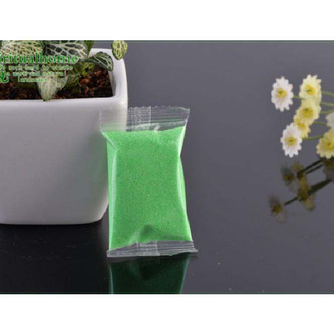 Cát màu xanh lá Green đóng túi 30gr cho các bạn DIY - 2868289 , 390946993 , 322_390946993 , 10000 , Cat-mau-xanh-la-Green-dong-tui-30gr-cho-cac-ban-DIY-322_390946993 , shopee.vn , Cát màu xanh lá Green đóng túi 30gr cho các bạn DIY