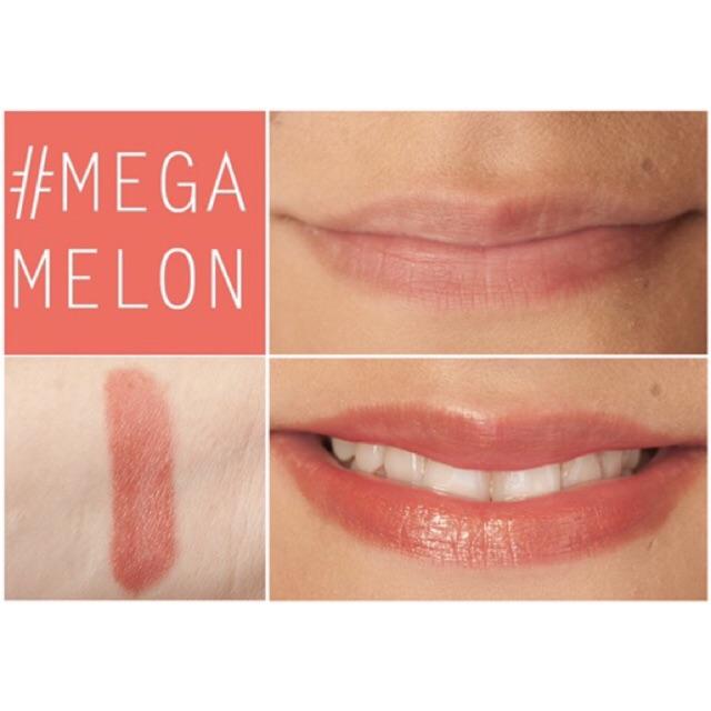 [ BEST SELLER] Son dưỡng Chubby stick moistuzing lip color balm màu hồng cam 04 Mega Melon