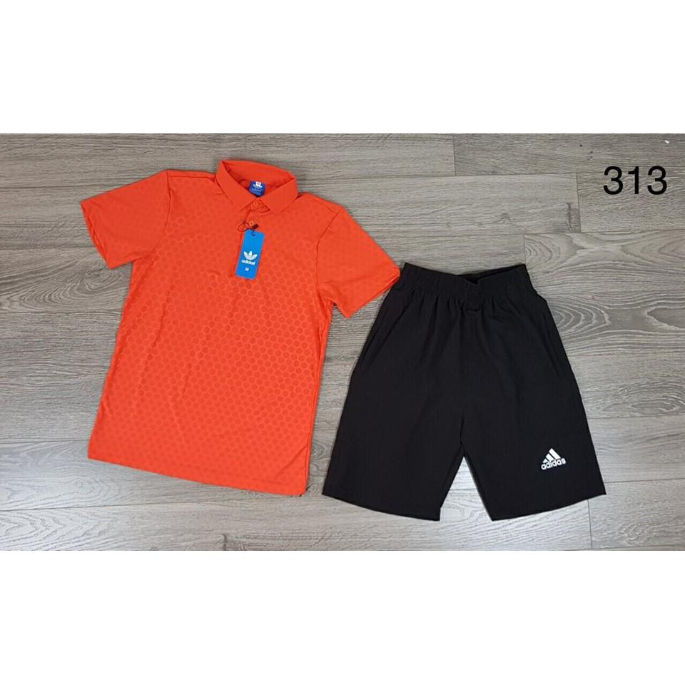 ~(Đồ Hè siêu hot) Đồ cotton,quần áo thể thao, bộ quần áo nam mã 313