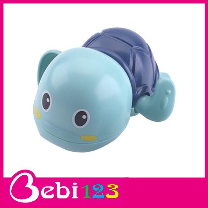 Đồ chơi nhà tắm Chú Rùa vặn dây cót bơi trong nước cho bé