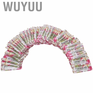 Wuyuu 100pcs Vitamin Tattoo Aftercare Cream Anti‑Scar Fixing Agent Repair Ointment (80g)